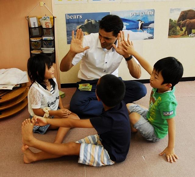 泉佐野英会話Giテック 関空直結英会話教室 KIDSクラス