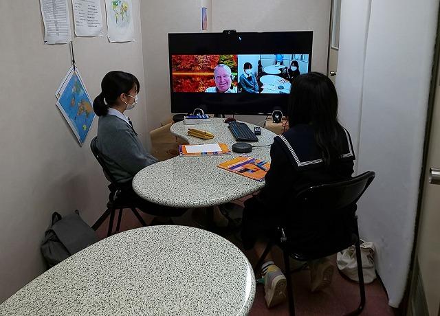 泉佐野英会話Giテック 関空直結英会話教室 中学生・高校生クラス